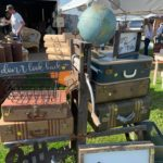 Springfield Antique Show Flea Market copyright Abigail Albers Blog‎