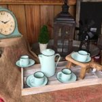Selection of vintage and antique products at Third Monday Trade Days market