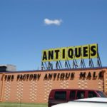 The Factory Antique Mall Facebook Outside